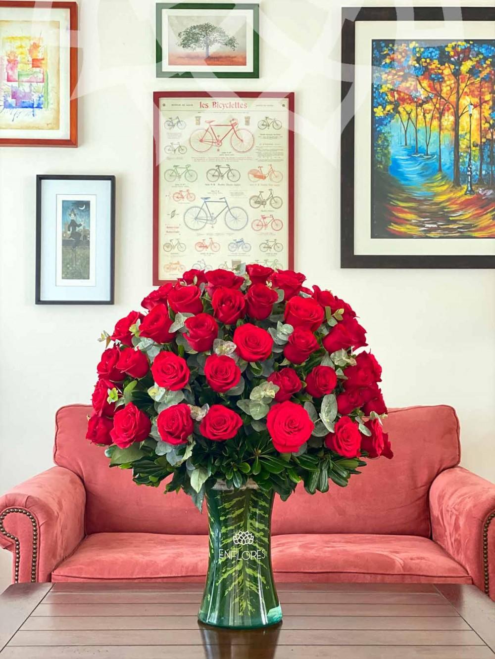 Andorra - 50 rosas