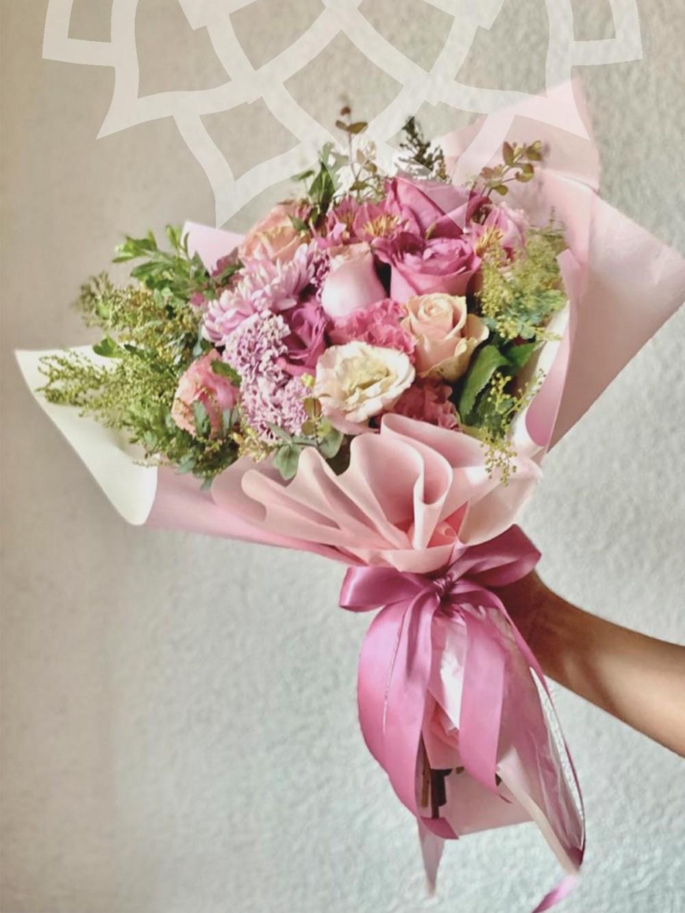 Líbano - Rosas Pink Mondial